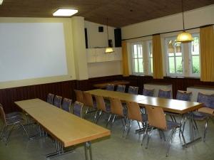 Gruppenraum Haupthaus